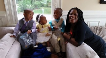me and my kids