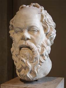 socrates bust